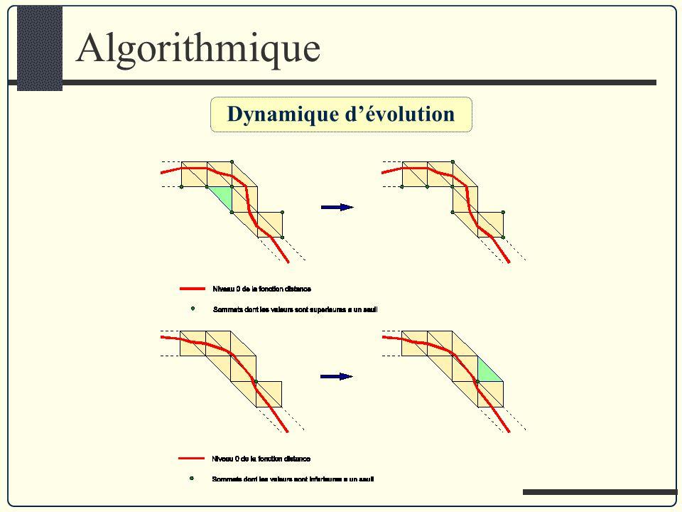 Dynamique d'évolution