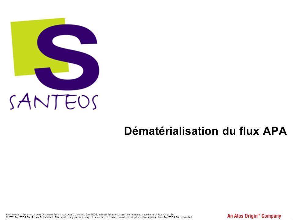 Dématérialisation du flux APA