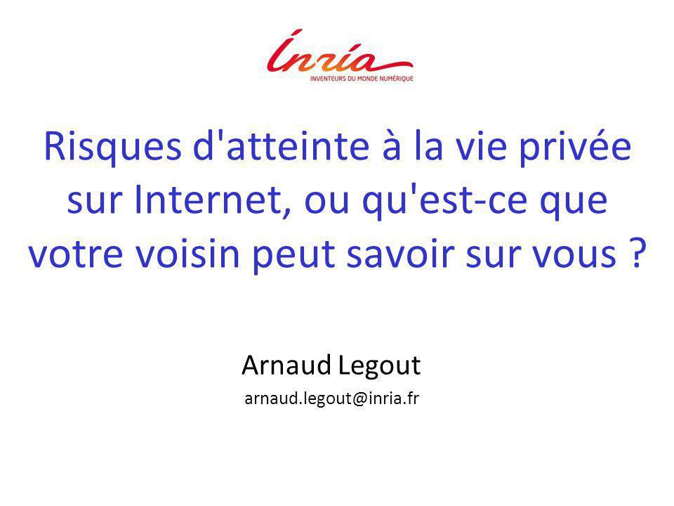 Arnaud Legout arnaud.legout@inria.fr