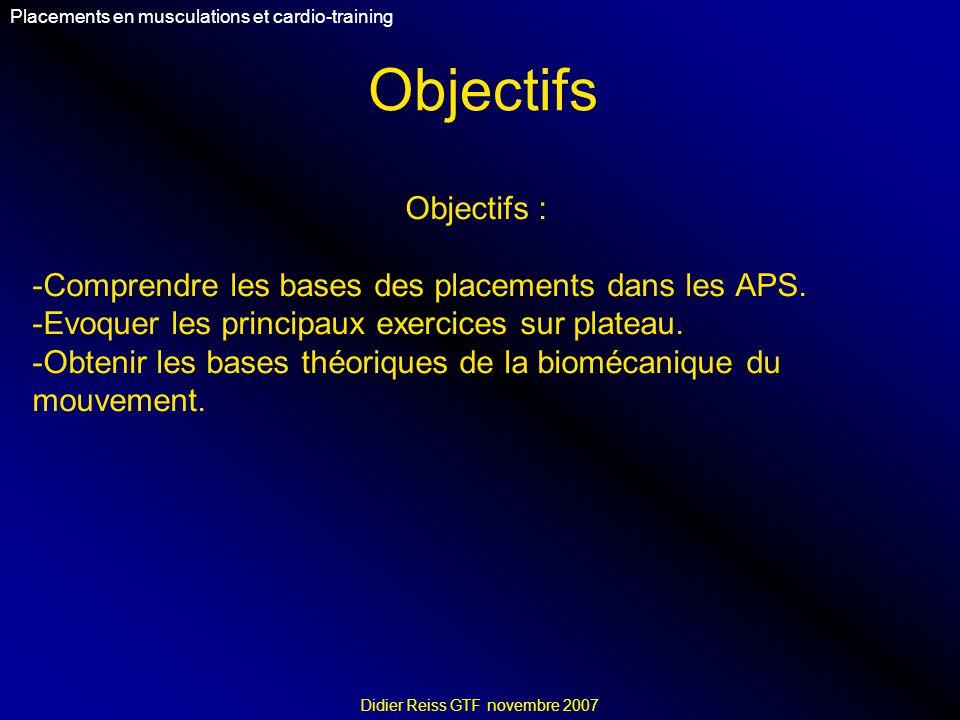Didier Reiss GTF novembre 2007