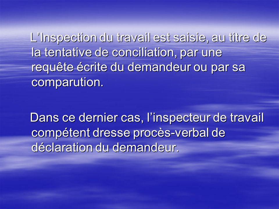 Les droits et les obligations des salaries ppt t l charger - Convocation devant le bureau de conciliation ...