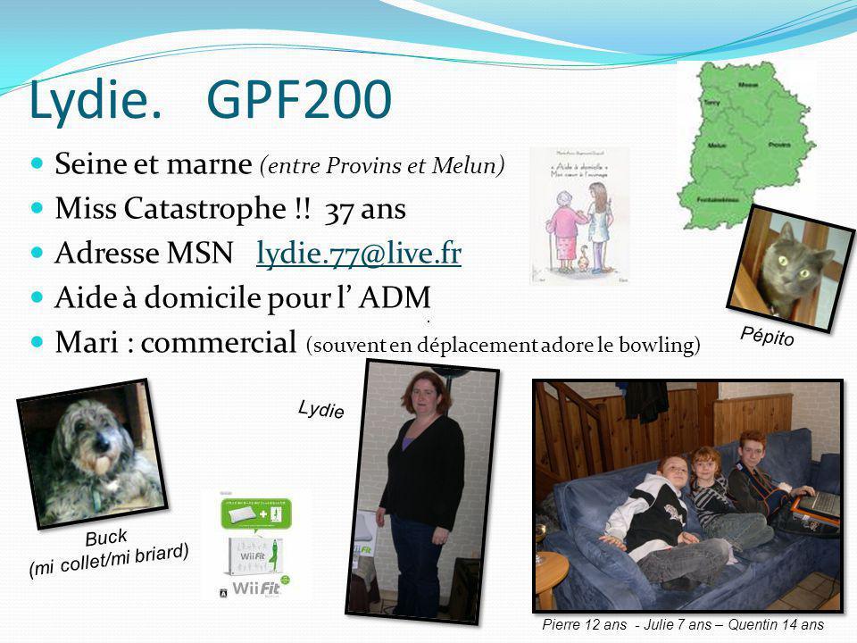 Pierre 12 ans - Julie 7 ans – Quentin 14 ans