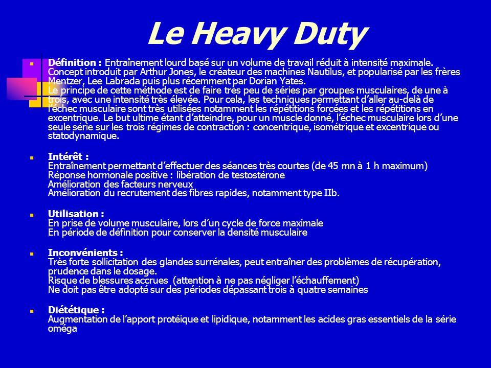 Le Heavy Duty