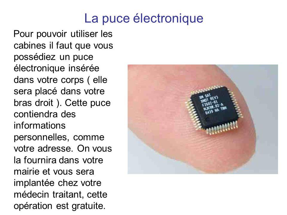 La puce électronique