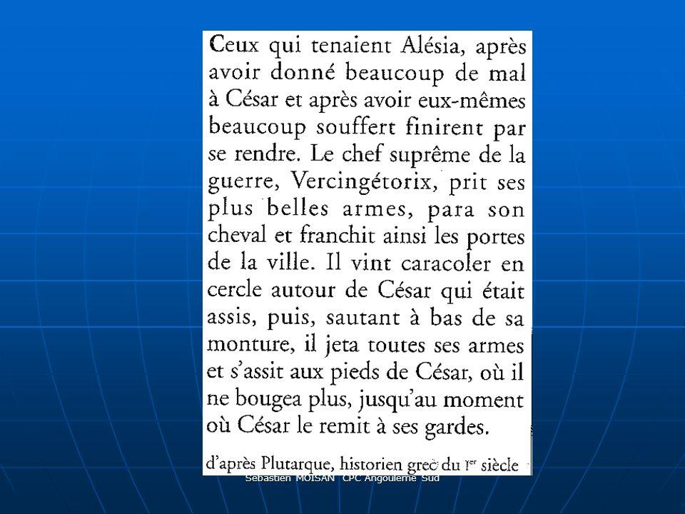 Sébastien MOISAN CPC Angoulême Sud