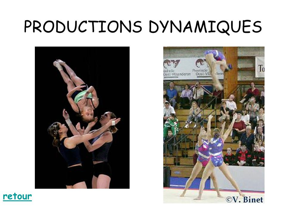 PRODUCTIONS DYNAMIQUES