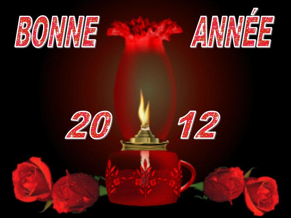 BONNE ANNÉE 20 12