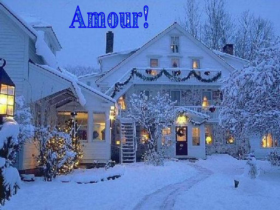 Amour!