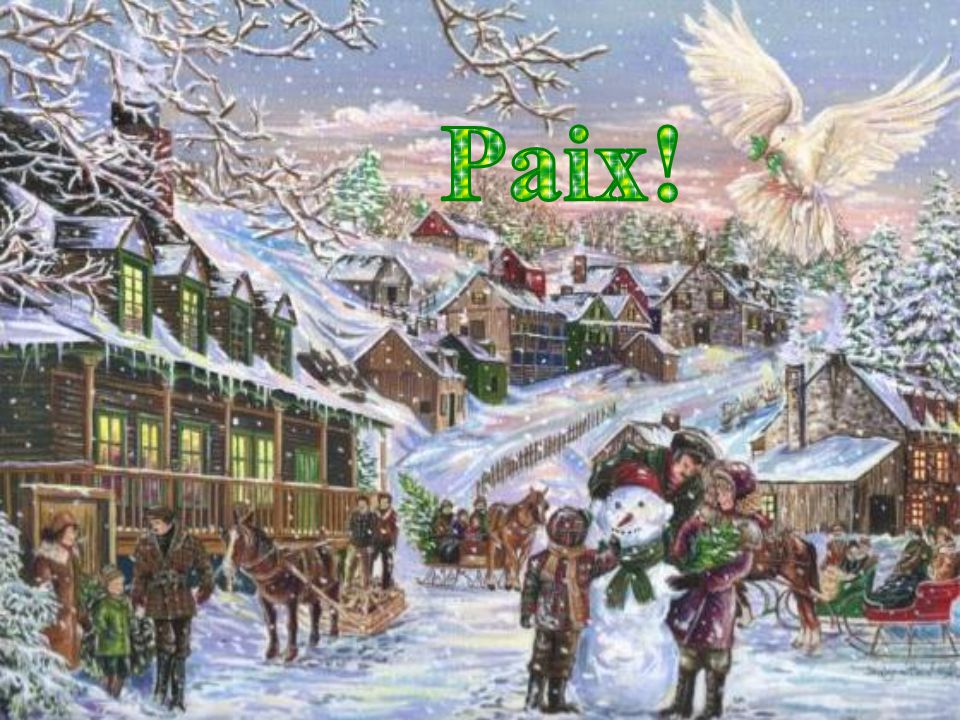 Paix!