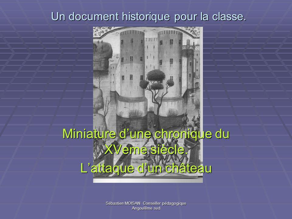 Un document historique pour la classe.