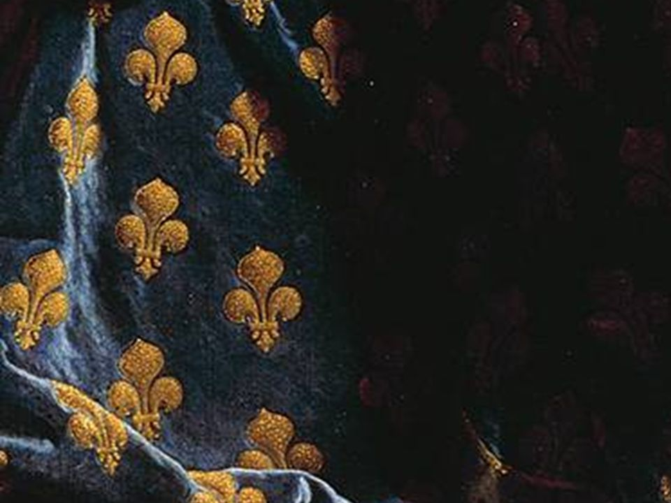 Les vêtements brodés à l'or fin… un privilège royal !