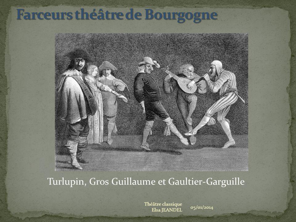 Farceurs théâtre de Bourgogne