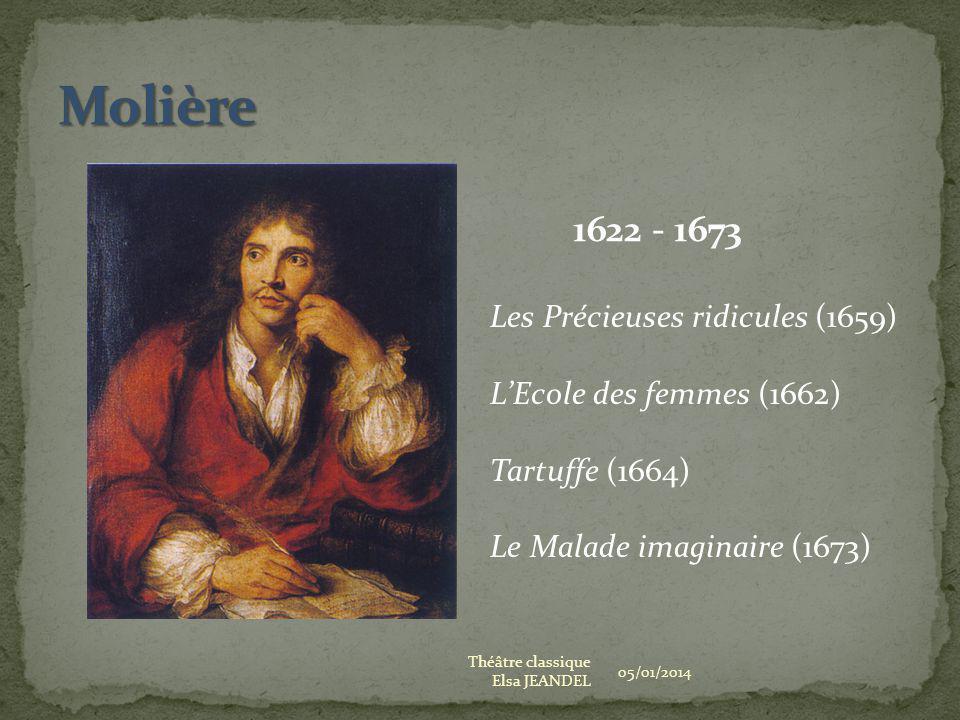 Molière 1622 - 1673 Les Précieuses ridicules (1659)