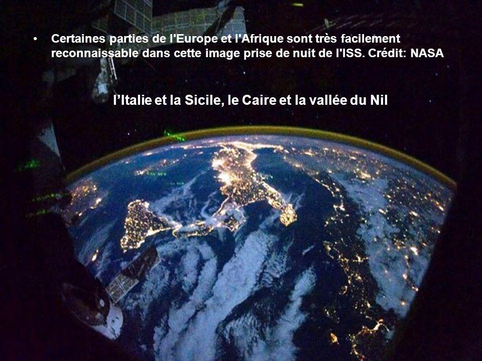 l'Italie et la Sicile, le Caire et la vallée du Nil