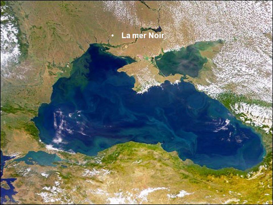 La mer Noir