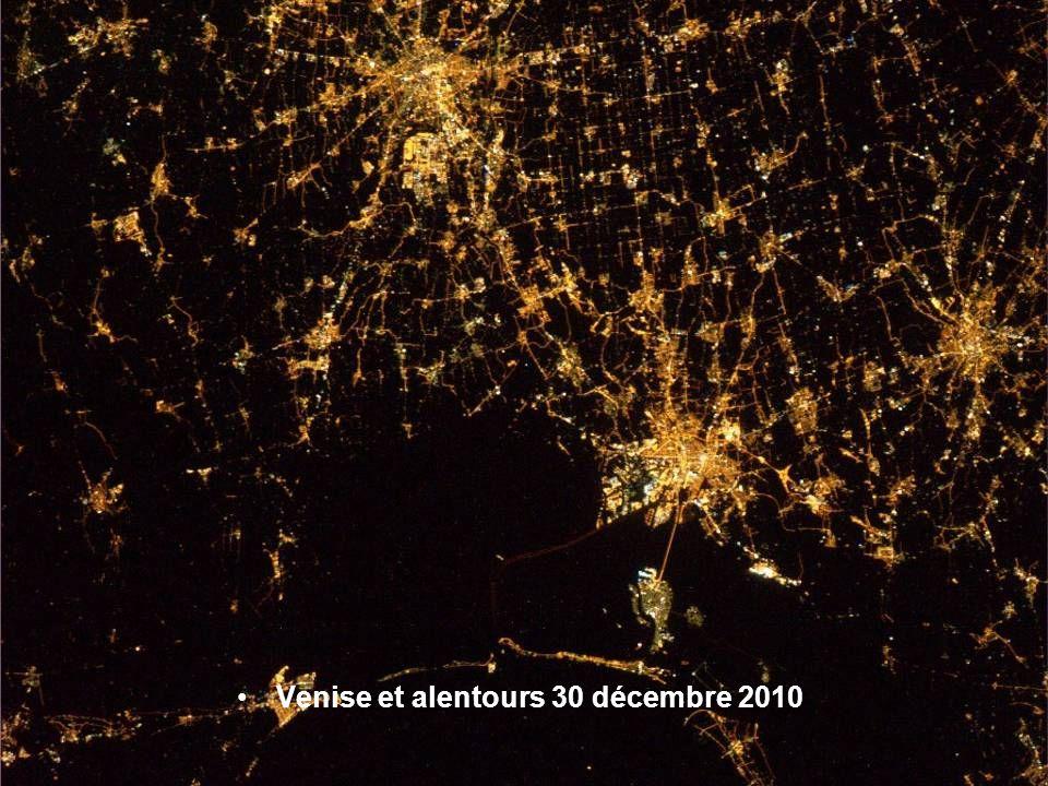Venise et alentours 30 décembre 2010
