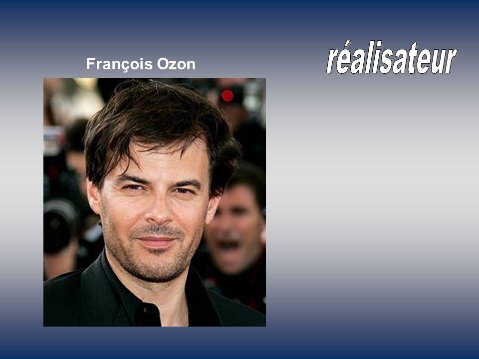 réalisateur François Ozon