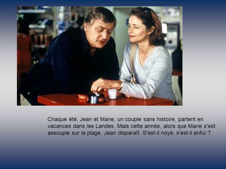 Chaque été, Jean et Marie, un couple sans histoire, partent en vacances dans les Landes.