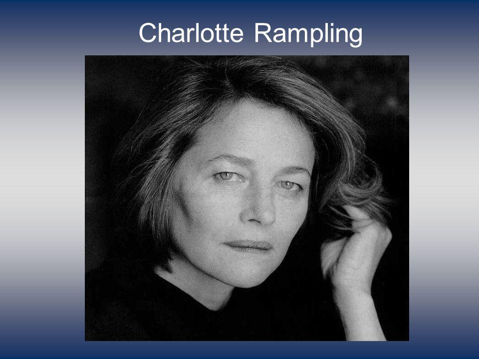 Charlotte Rampling