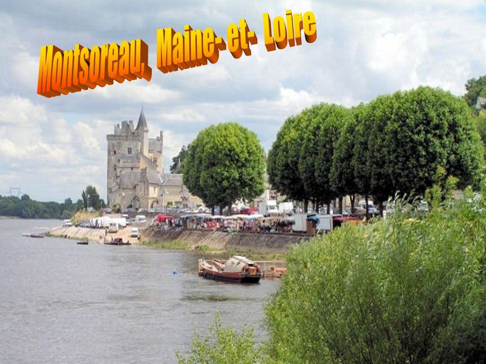 Montsoreau, Maine- et- Loire