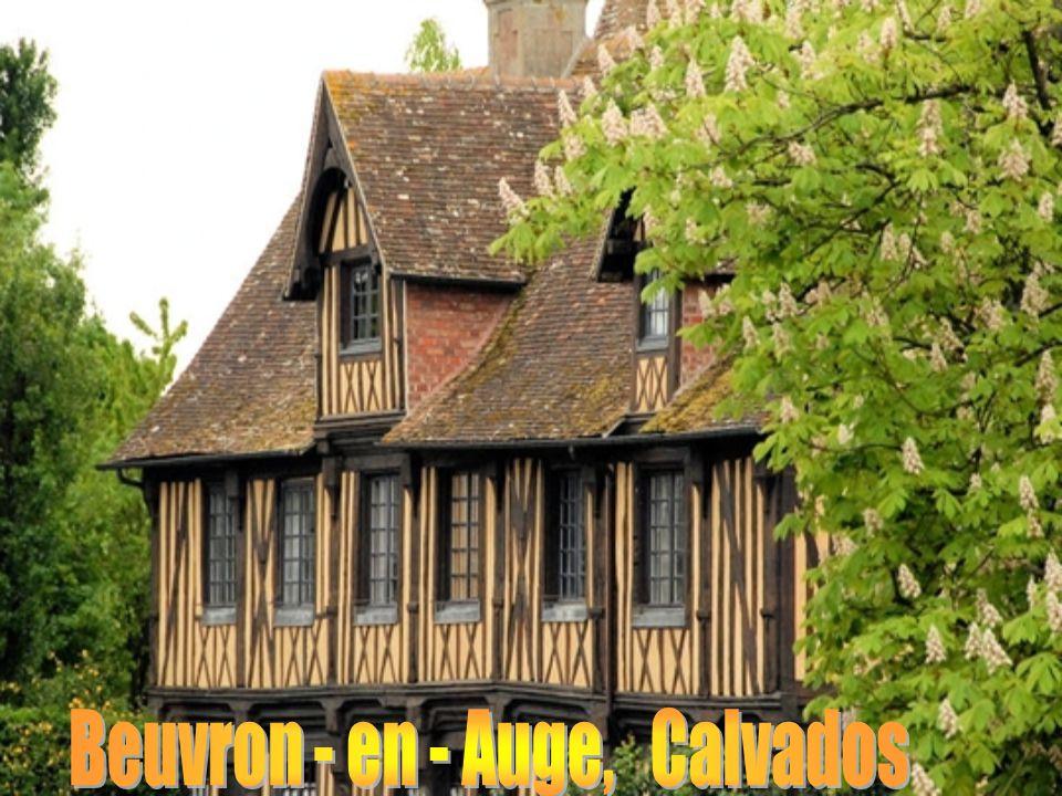 Beuvron - en - Auge, Calvados