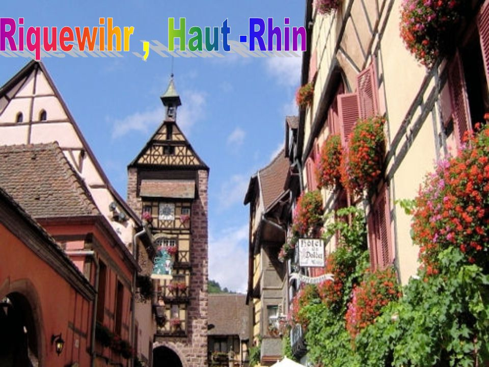 Riquewihr , Haut -Rhin