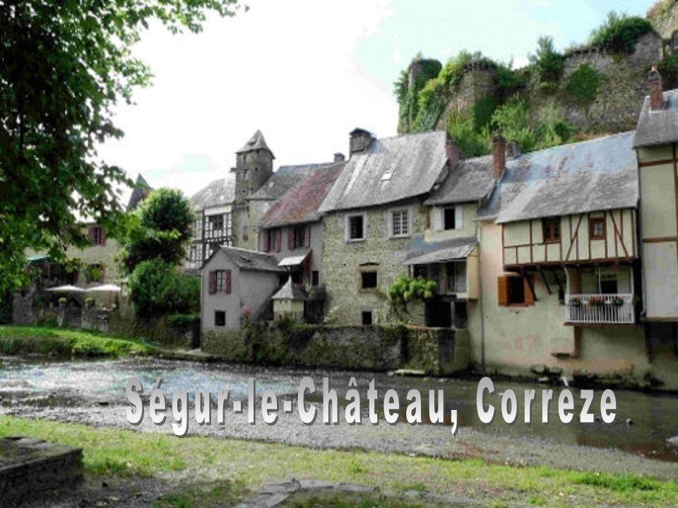 Ségur-le-Château, Corrèze