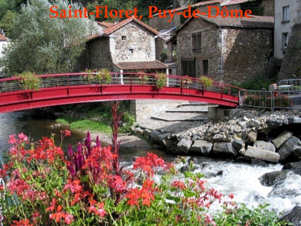 Saint-Floret, Puy-de-Dôme