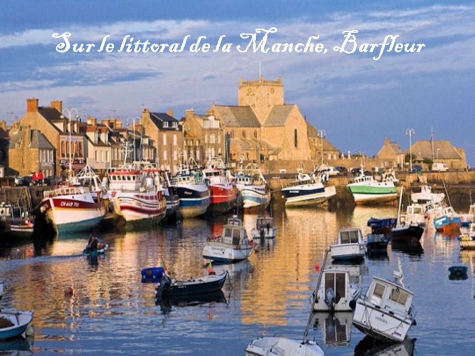 Sur le littoral de la Manche, Barfleur