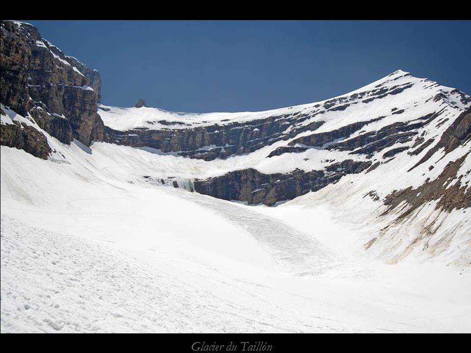 Glacier du Taillón
