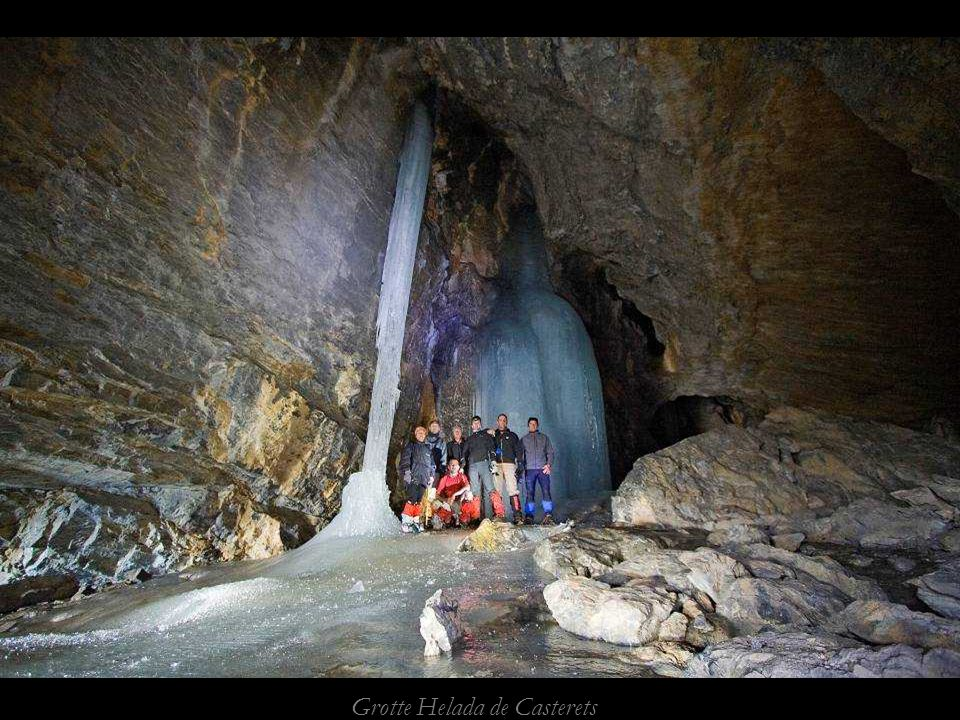 Grotte Helada de Casterets
