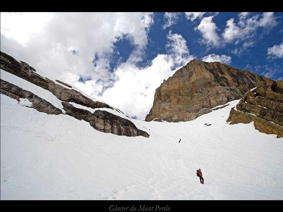 Glacier du Mont Perdu