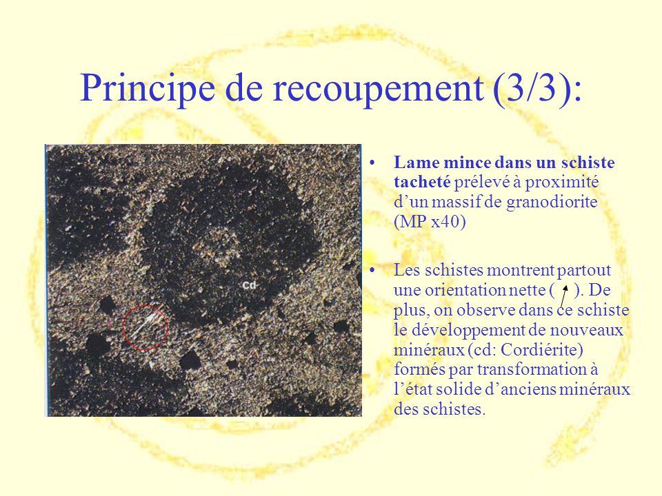 Principe de recoupement (3/3):