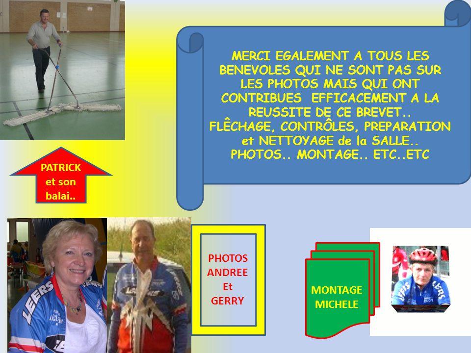 FLÊCHAGE, CONTRÔLES, PREPARATION et NETTOYAGE de la SALLE..