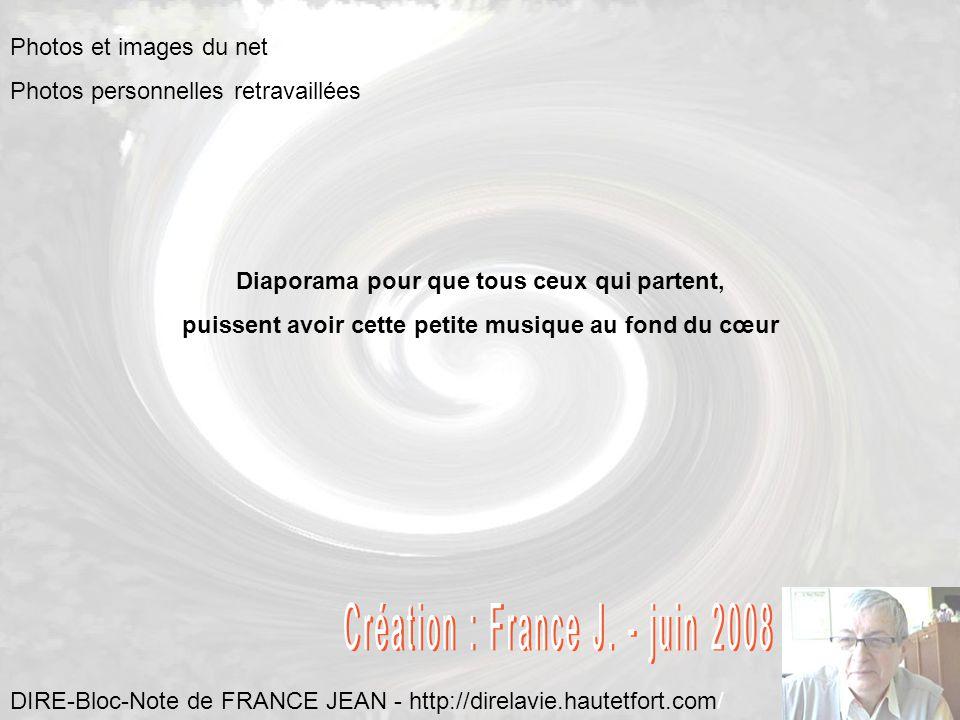 Création : France J. - juin 2008
