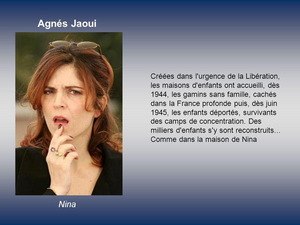 Agnés Jaoui