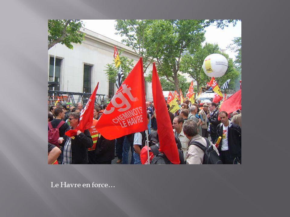 Le Havre en force…