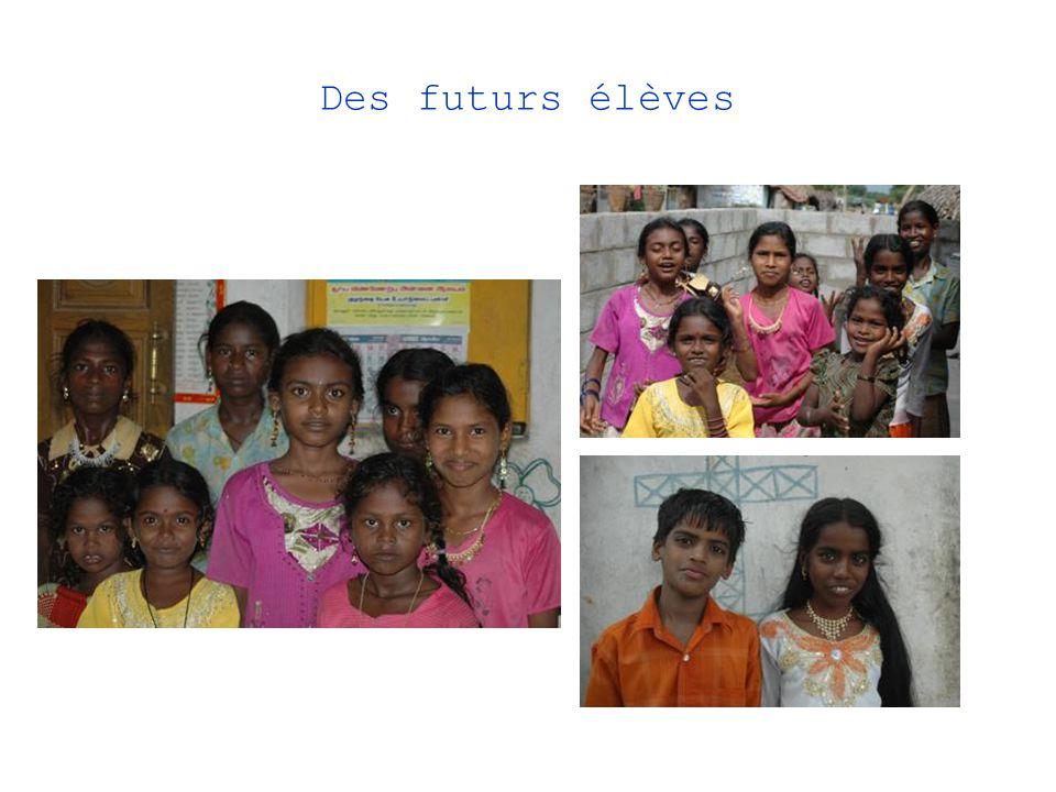 Des futurs élèves