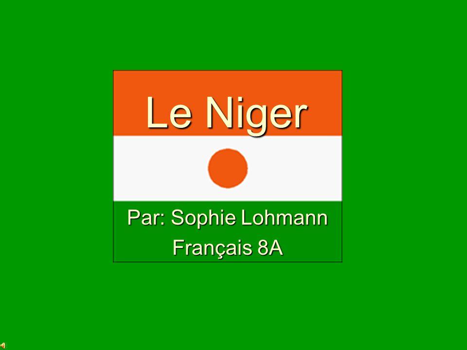 Par: Sophie Lohmann Français 8A