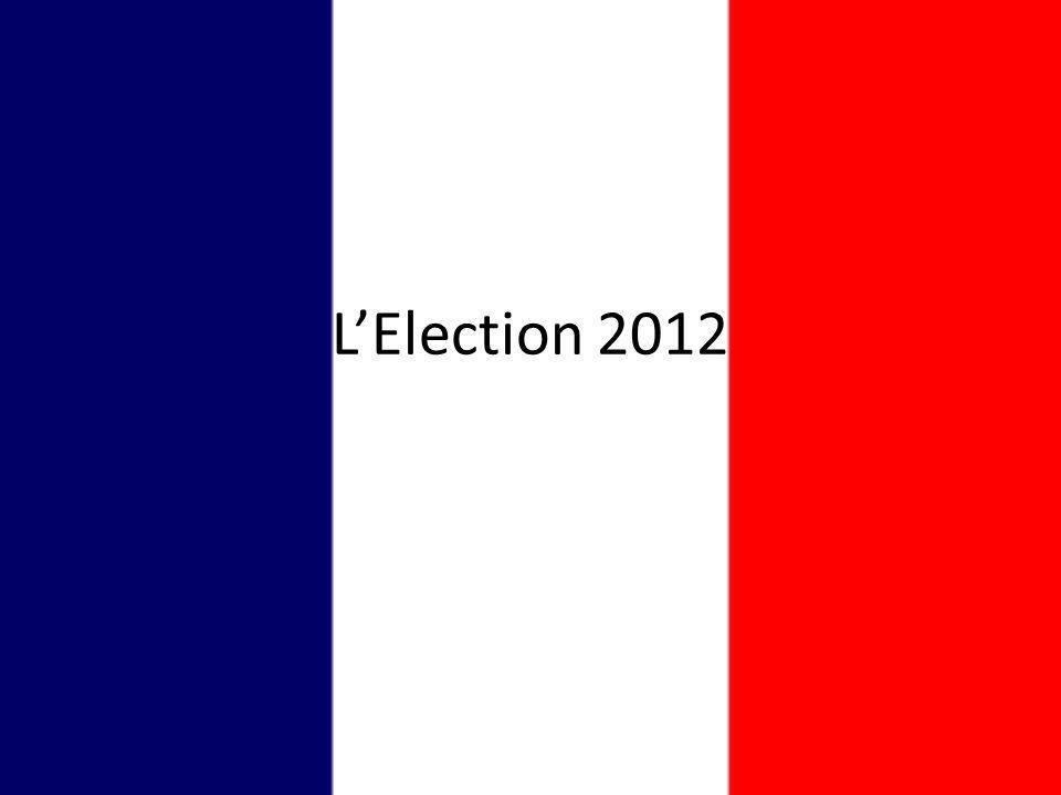 L'Election 2012