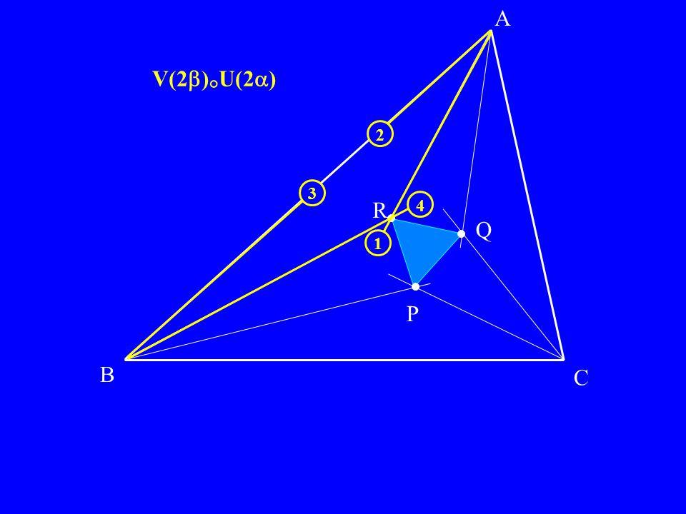 B C P Q R A 1 2 V(2)°U(2) 3 4