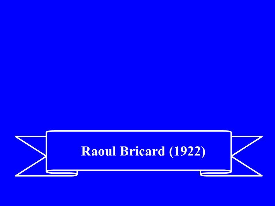 Raoul Bricard (1922)