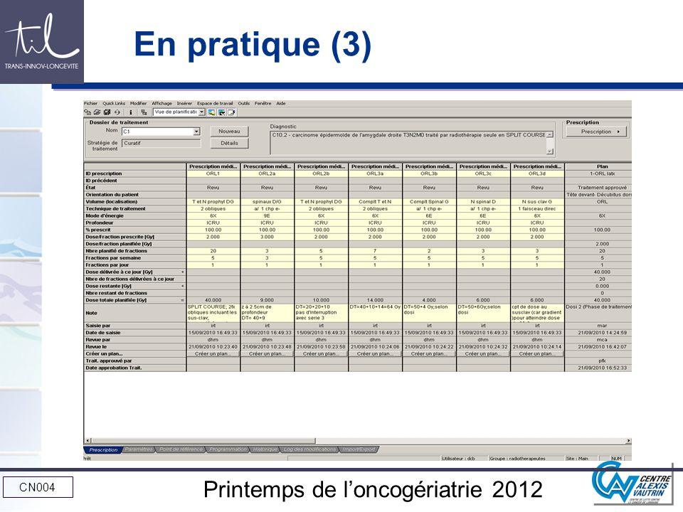 En pratique (3)