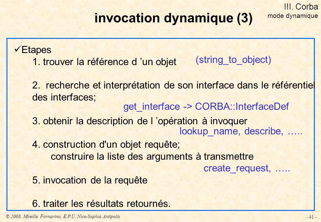 invocation dynamique (3)