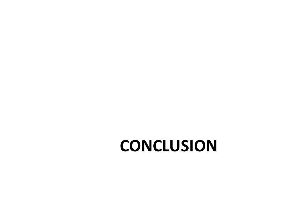 CONCLUSION 101