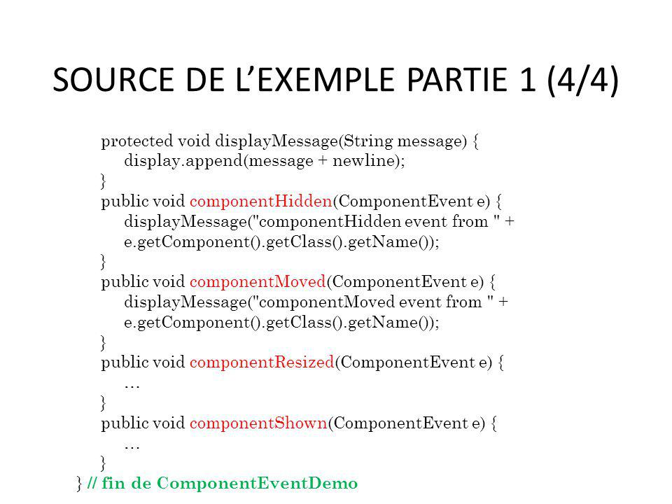 SOURCE DE L'EXEMPLE PARTIE 1 (4/4)