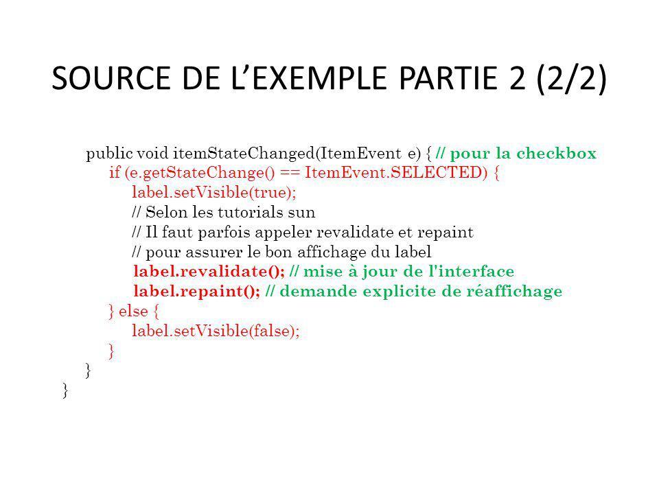 SOURCE DE L'EXEMPLE PARTIE 2 (2/2)