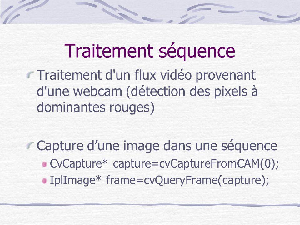 traitement d u2019images et vision par ordinateur avec la