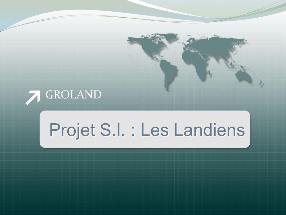 Projet S.I. : Les Landiens