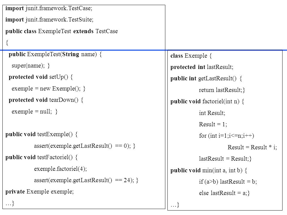 import junit.framework.TestCase;